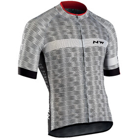 Northwave Blade Air 3 Bike Jersey Shortsleeve Men white/black